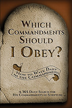 Which Commandments Should I Obey?